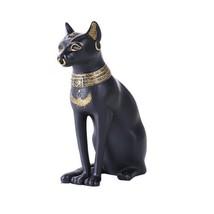 Egyptian Small Bastet Collectible Figurine - $16.71
