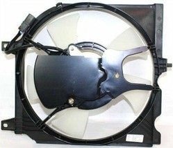 A/C CONDENSER COOLING FAN (RH) NI3113102 FITS 95-98 NISSAN 200SX 95-99 SENTRA image 2