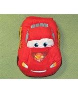 "12"" LIGHTNING McQUEEN Plush Disney Pixar CARS Stuffed Animal RED KOHLS C... - $5.45"