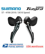 Shimano Tiagra STI ST-4700 2x10 speed Shift Brake Levers Right Left w/Cable - $89.99