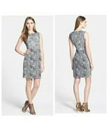 NWOT Diane Von Furstenberg Eden Sheath Dress Sz 8 MSRP $398 - $74.79