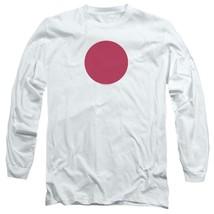 Bloodshot Chest Logo Long Sleeve T Shirt Valiant Comics graphic tee Rai VAL114 image 1