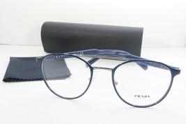 Prada Women's Blue Glasses with case VPR 60T VAZ-1O1 51mm - $76.95