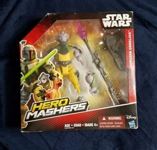 Star Wars Hero Mashers Rebels Garazeb Orrelios Action Figure Hasbro 2015... - $9.90