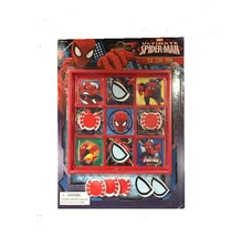An item in the Toys & Hobbies category: ULTIMATE SPIDER-MAN TIC TAC TOE BY MARVEL