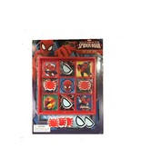 ULTIMATE SPIDER-MAN TIC TAC TOE BY MARVEL - $12.38