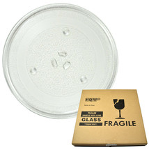 HQRP 10-inch Glass Turntable Tray for GE WB49X0688, WB49X10065 Microwave Plate - $19.95
