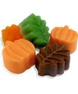 Halloween Fall Pumpkin & Leaf Soap Bar Set ~ Guest - Decorative - Themed ~ - $6.88
