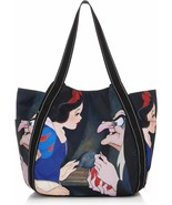 Disney Snow White and the Witch Diaper Bag Big Balloon Tote Japan New Tr... - $65.45