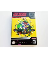 Super Mario World Return To Dinosaur Land- Super Nintendo (SNES) Hack US... - $24.99+