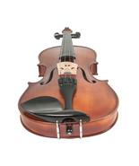 NEW Advanced Violin 4/4 Full Size, Maple Spruce Violin w/ Case Bow TWO R... - $79.19