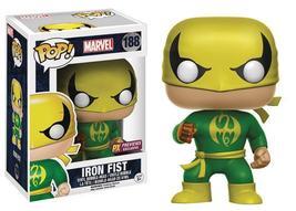 Pop Marvel Iron Fist Vinyl Figure - $13.99