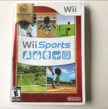 Wii Sports (Wii, 2006) Nintendo selects Complete With Manual And Inserts... - $26.99