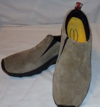 Merrell Jungle Moc Classic Taupe Shoes 7.5 Womens 7 1/2 - $24.25