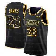 LeBron James Jersey (Different Colors & Sizes) - $36.99