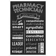 Pharmacy Technician Chalkboard Wall Art -Pharma... - $18.50 - $26.50