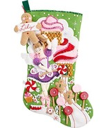 Bucilla 86714 Sugarland Fairy Stocking Kit - $22.27