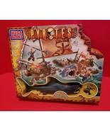 Toy Gift Mega Bloks Pyrates Shark Escape Building Activity Set Chomping ... - $52.24
