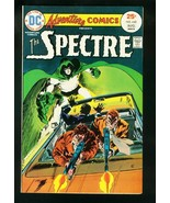 ADVENTURE COMICS #440 1975-NEW SPECTRE ORIGIN-DC COMICS-VF - $47.92