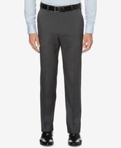 Perry Ellis Men's Portfolio Classic-Fit Stretch Crosshatch Dress Pants(C... - $67.97
