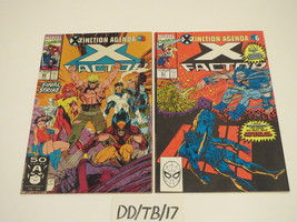 Marvel Comics X-Factor Comic Lot Issue # 61-62 X-Tinction Agenda Cable Wolverine - £12.00 GBP