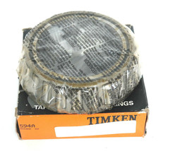 NIB TIMKEN 594A TAPERED ROLLER BEARING CONE