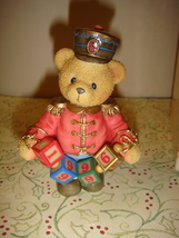 Cherished Teddies Jeffrey Striking Up Another Year Toy Soldier Christmas... - $10.49
