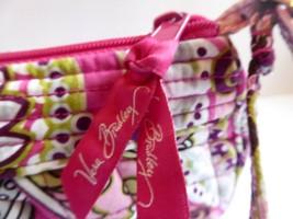 Vera Bradley Crossbody Frannie Bag in Very Berry Paisley. 9 x 5 x 3'' Pink - $15.35
