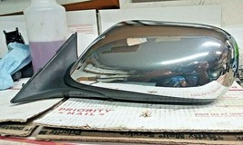 1998-03 Jaguar XJ8 Left Driver Side Door Mirror W/ Memory OEM  Chrome - $84.15