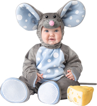 Mouse , Infant | Toddler Halloween Costume , 12 to 18  MONTHS - Free Shi... - ₨3,457.16 INR