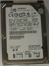 "HTS541280H9AT00 Hitachi 80GB IDE 2.5"" Hard Drive Tested Good Free USA Shipping"