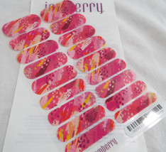 Jamberry February 2015 Host Exclusive HR201502  Nail Wrap Full Sheet - $16.82