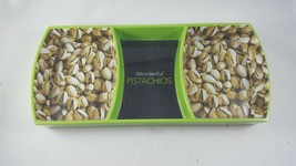 Get Crackin Wonderful Pistachios Nut Seed Cheese Fruit and Tray Nuts Snack - £9.12 GBP