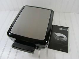 Krups Belgian Waffle Maker 4S Type: GQ502  4 Waffles - €26,34 EUR