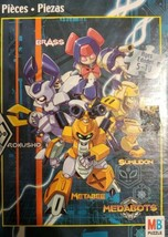 Vintage 1997 Hasbro Medabots 100 Piece Puzzle Milton Bradley - $14.01