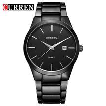 relogio masculino CURREN Luxury Brand  Analog sports Wristwatch  Display Date Me - $27.54
