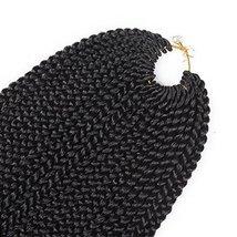 7Packs 22Inch Box Braids Crochet Braids Mambo Twist Braiding Hair 22roots Synthe image 4