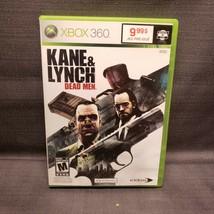 Kane & Lynch: Dead Men (Microsoft Xbox 360, 2007) Video Game - $9.85