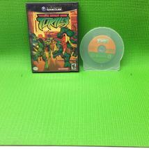 Teenage Mutant Ninja Turtles - Nintendo Gamecube | Disc Plus - $10.00