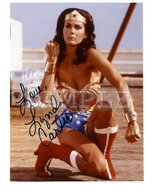 Watermarked lynda carter 5 wonder woman autographed thumbtall