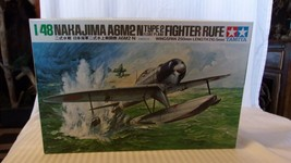 1/48 Scale Tamiya IJN Type 2 Float Plane Fighter Rufe Airplane Kit BNOS ... - $74.25