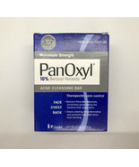 PanOxyl Acne Cleansing Bar 10% Benzoyl Peroxide EXPIRED 10/2013 Disconti... - $118.76