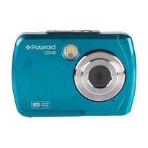 Polaroid IS048-TEAL 16.0 Megapixel Waterproof Instant Sharing Digital Camera - $62.09