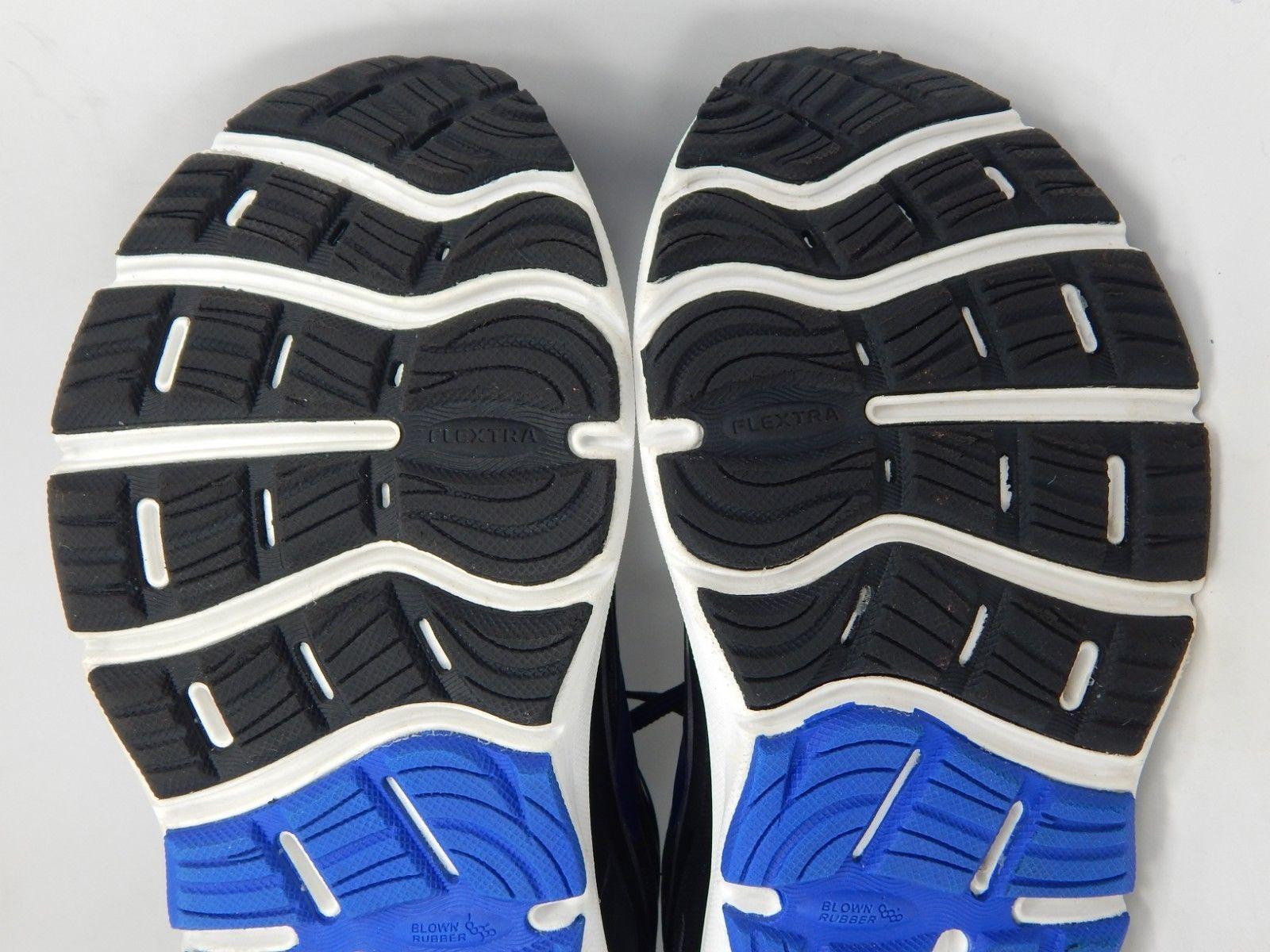 Brooks Transcend 4 Size US 10 M (D) EU 44 Men's Running Shoes Black 1102491D002 image 7