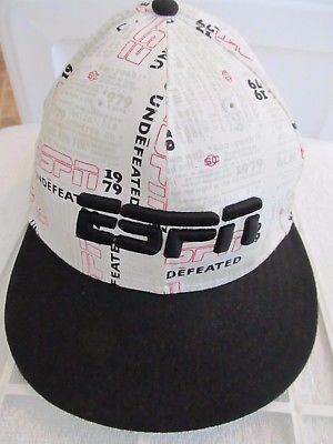 59021e7979a New Era 59Fifty ESPN SC 1979 Undefeated Boo and similar items. 1