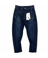 Levi's Engineered Jeans LEJ 570 Baggy Taper 31 x 32 'Pond Happy' Blue St... - $54.99