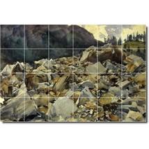 John Sargent Country Painting Tile Murals BZ08113. Kitchen Backsplash Bathroom S - $240.00