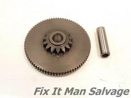 85 Kawasaki Ninja 900 Starter Reduction Gear / OEM Engine Starting Motor... - $69.99