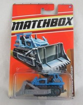 Matchbox Ground Breaker (Blue) #42 Construction - $4.94