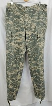 Tru-Spec 100% Cotton Army Combat Digital Camo BDU Pants Sz. LG NWOT 1220 - $36.72